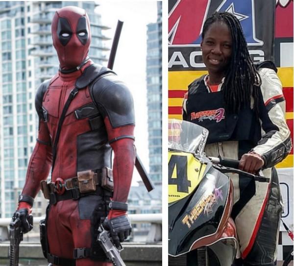 A dublê Joi SJ Harris morreu durante um acidente nas filmagens de Deadpool 2 (Foto: Divulgação / Facebook)