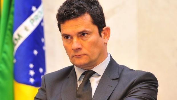 O juiz federal Sérgio Moro , responsável pela Lava Jato, participa de audiência pública na Alep em Curitiba (Foto: Pedro de Oliveira/ALEP)