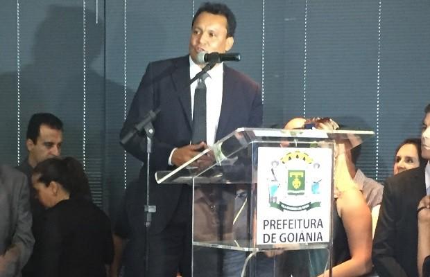 Felizberto Tavares é o novo responsável pela SMT, em Goiânia, Goiás (Foto: Danielle Oliveira/G1)