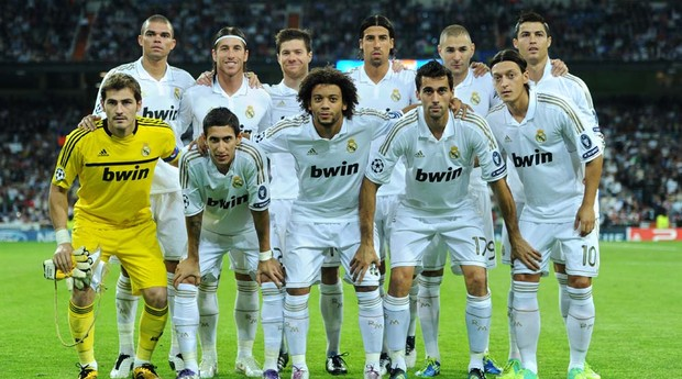 Real Madrid (Foto: Getty Images)