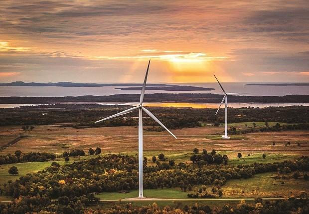 Ventos brasileiros: com alta velocidade, unidirecionais e sem condições extremas, são uma vantagem competitiva (Foto: Divulgação)