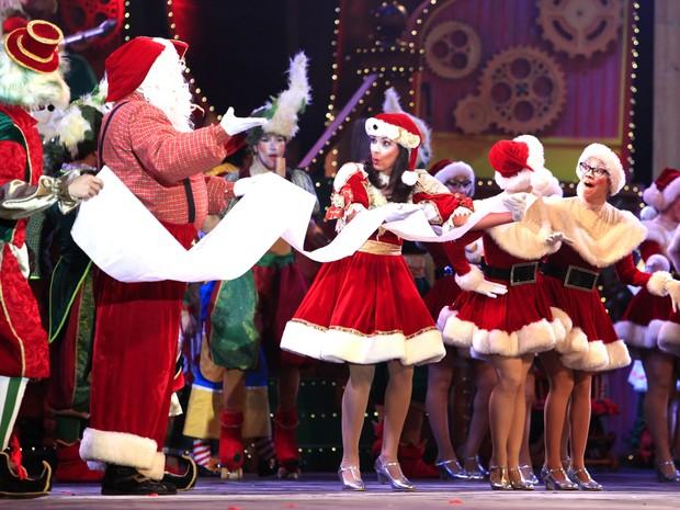 Cristina Ranzolin Fantástica Fábrica de Natal Gramado (Foto:  Cleiton Thiele/SerraPress)