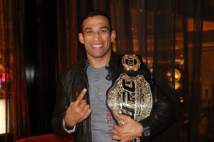 Fabricio Werdum, UFC (Foto: Evelyn Rodrigues)