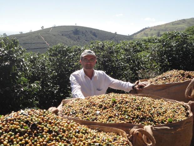 Adolfo Ferreira, presidente BSCA, alfenas, monte belo (Foto: BSCA / Divulgação)