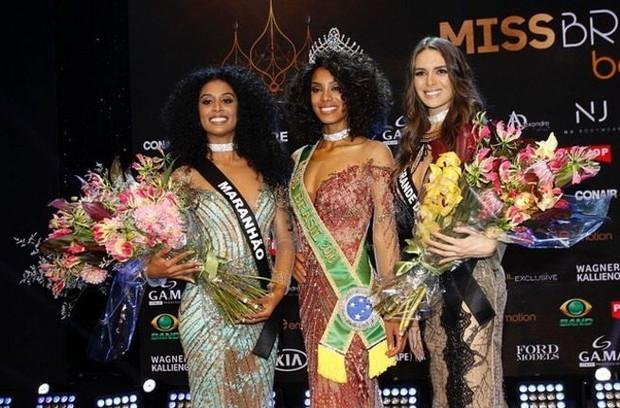 Finalistas do miss Brasil (Foto: Instagram / Reprodução)