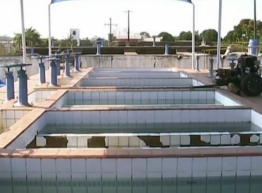 Sistema de água faz rodízio para atender demanda (Foto: Bom dia Amazônia)