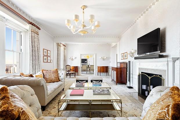 Sabrina Sato e Duda Nagle escolhem hotel 5 estrelas em Nova York (Foto: Reprodução)