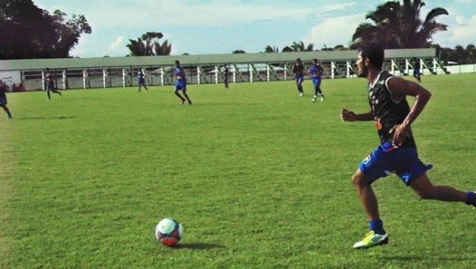 Fast treino coletivo (Foto: Divulgação)