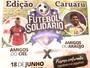 Atacantes Ciel e Araújo realizam jogo beneficente neste sábado em Caruaru