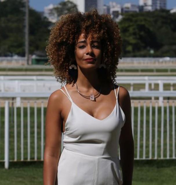 Alinne Prado (Foto: Reginaldo Teixeira)