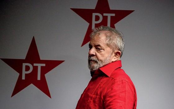 O ex-presidente Luis Inácio Lula da Silva (Foto:  Suamy Beydoun/AGIF/AFP)