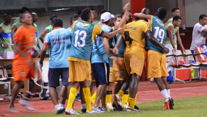 Galvez x Atlético-AC semifinal Campeonato Acreano (Foto: Duaine Rodrigues)