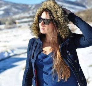 lais souza Park City estados unidos inverno esqui (Foto: Reprodução/Facebook)
