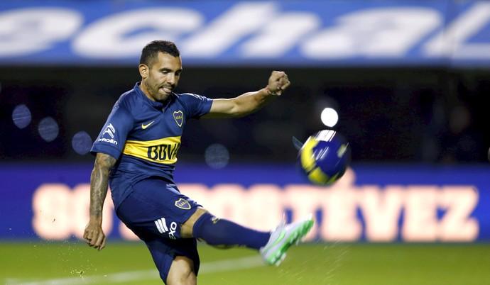 Carlos Tevez Boca Juniors (Foto: Reuters)