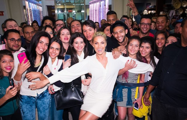 Ana Hickmann Collection inaugura loja no shopping Eldorado (Foto: Arthur Vahia)