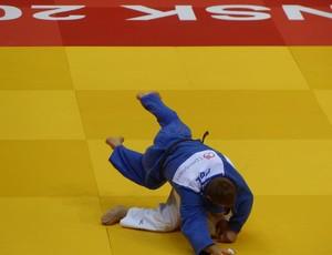 Victor Penalber x Lukasz Blach, Mundial de Judô