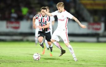 Terça do SporTV tem Inter x Paraná, Náutico x Goiás e jogo da Euro Sub-21