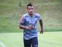Léo Silva e Otero voltam a BH para continuar recuperação de lesões