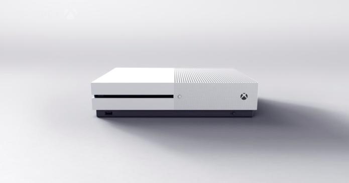 Xbox-One-Slim-novo1 (Foto: Divulgação/Microsoft)