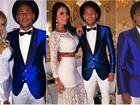 Neymar dá festão de réveillon em Barcelona e homenageia os amigos