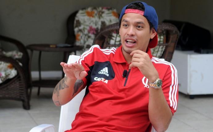 Carlos Eduardo Flamengo (Foto: André Durão)