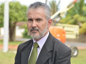 Januário Lacerda (PP) assumiu a Sesp entre janeiro e abril deste ano; no mesmo período, ocupava o cargo de vice-prefeito de Mucajaí, interior de Roraima (Foto: Divulgação/Secom)