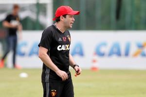 Daniel Paulista Sport (Foto: Aldo Carneiro / Pernambuco Press)