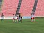 Com gol no 1º tempo, Tombense bate Uberlândia e entra no G-4 do Mineiro