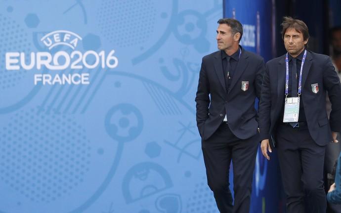 Conte Italia Eurocopa Stade de France (Foto: Reuters)