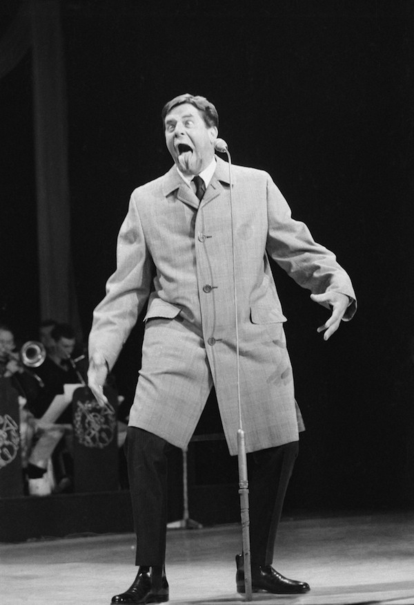 O ator Jerry Lewis (1926-2017) (Foto: Getty Images)
