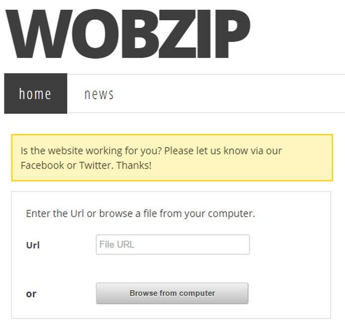 Sem WinRAR? Saiba como descompactar arquivos online | Listas