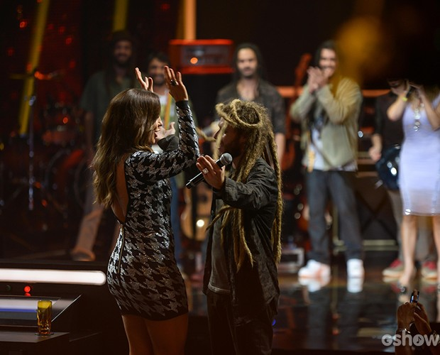 Yute Lions 2 (Foto: Camila Serejo / TV Globo)