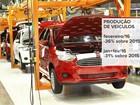 Produção de veículos cai 36,4% em fevereiro sobre 2015, diz Anfavea