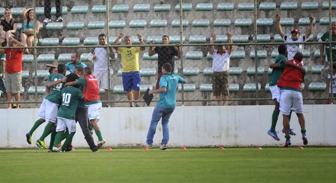 Gama x Sobradinho Campeonato Brasiliense Candangão (Foto: Brito Junior / Divulgação)