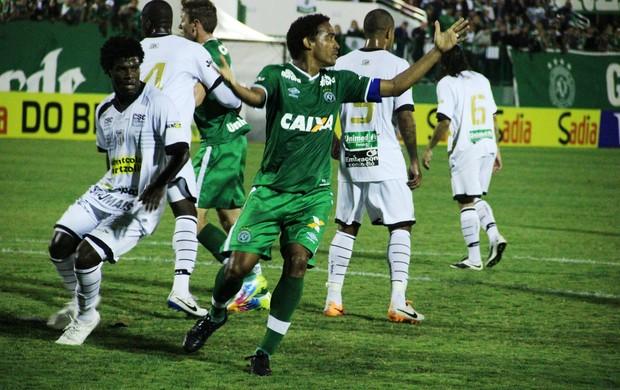 Rafael Lima Chapecoense x Ceará (Foto: Diego Carvalho/Aguante/Chapecoense)