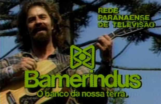Meu Paraná relembra as campanhas publicitárias do Banco Bamerindus (Foto: Reprodução/RPC)