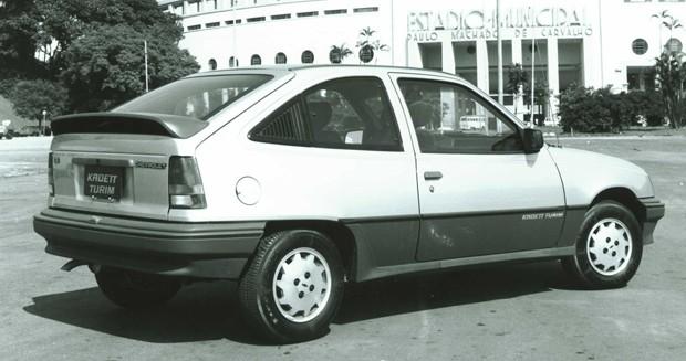 Chevrolet Kadett Turim (Foto: Divulgação)