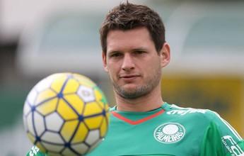 """Vagner lamenta erros no Palmeiras: """"Poderia ser eu no lugar do Jailson"""""""