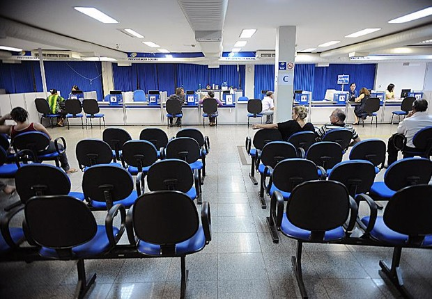 Previdência Social ; INSS ; aposentadoria ;  (Foto: Arquivo/Agência Brasil)