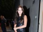 Bruna Marquezine e outros famosos vão à festa na casa de Faustão