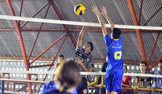 Jea's 2016: disputas de vôlei movimentam torneio amazonense (Foto: Mauro Neto/Sejel)