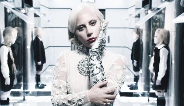 Gaga em America Horror Story (Foto: divulgação)