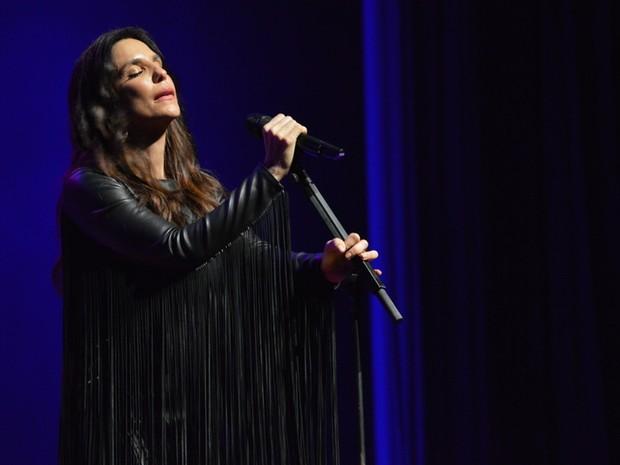 Ivete Sangalo em show no Recife (Foto: Felipe Souto Maior/ Ag. News)