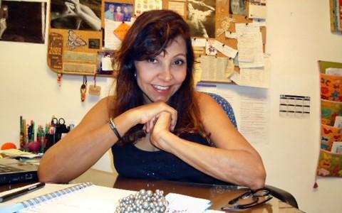 Luiza Jorge, a coordenadora do prêmio (Foto: Divulgação)