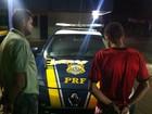 Dois homens são presos por assalto a van na BR-153 no interior do TO