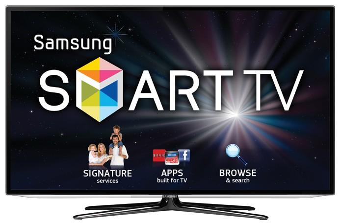 Anúncios eram exibidos em vídeos reproduzidos a partir de aplicativos (foto: Reprodução/Samsung)
