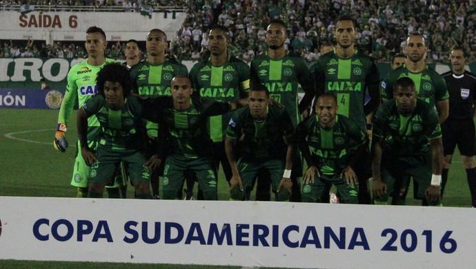 Neto Chapecoense Sul-Americana (Foto: Sirli Freitas / Chapecoense)