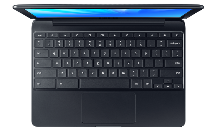 Chromebook 3 pesa 1,15 kg e temmenos de 2 cm de espessura (Foto: Divulgação/Samsung)  (Foto: Chromebook 3 pesa 1,15 kg e temmenos de 2 cm de espessura (Foto: Divulgação/Samsung) )