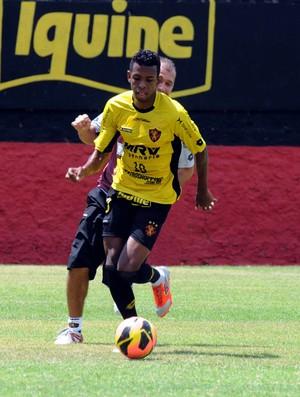 moacir sport (Foto: Aldo Carneiro / Pernambuco Press)