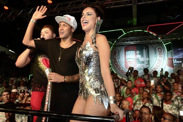 Neymar e Paloma Bernardi (Foto: Roberto Teixeira / EGO)